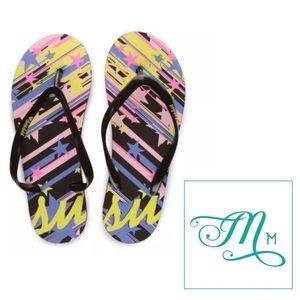 Susu Hawaii • Flip Flop Zaza Size 5 Aloha